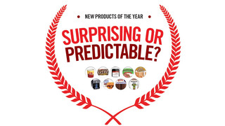 New Products of the Year – Surprising or Predictable?