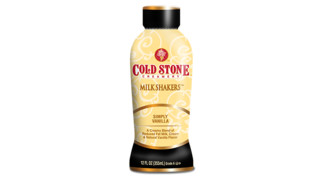 Cold Stone Creamery Milk Shakers Simply Vanilla