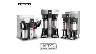 Extractor®Touchscreen Series Coffee Brewing Systems