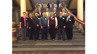 Iowa Automatic Merchandising Association Hosts Legislative Day