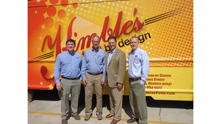 U.S. Congressman Lynn Westmoreland Visits Kimble's Food By Design