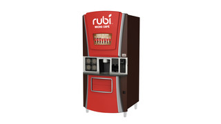 Rubi Partners With Vending Operators To Place Micro Cafes
