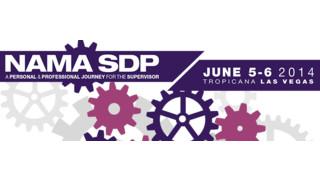 NAMA's SDP To Take Place June 5 To 6 In Las Vegas, Nev.