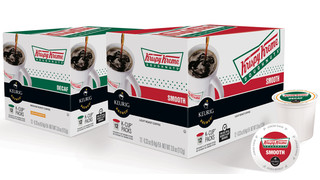 Sip A Smile With New Krispy Kreme® Coffee In K-Cup® Packs