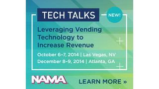 NAMA's New Tech Talks Seminar To Debut In Las Vegas October 6-7 – Registration Open