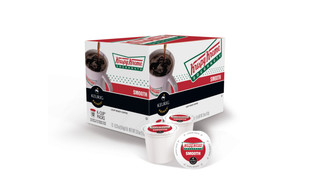 Krispy Kreme Coffee Available In K-Cups For Keurig By End Of 2014