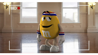 Mars Spotlights M&M Peanut Character During Super Bowl XLVIII