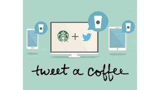 Starbucks Launches Canadian Twitter Gifting Program