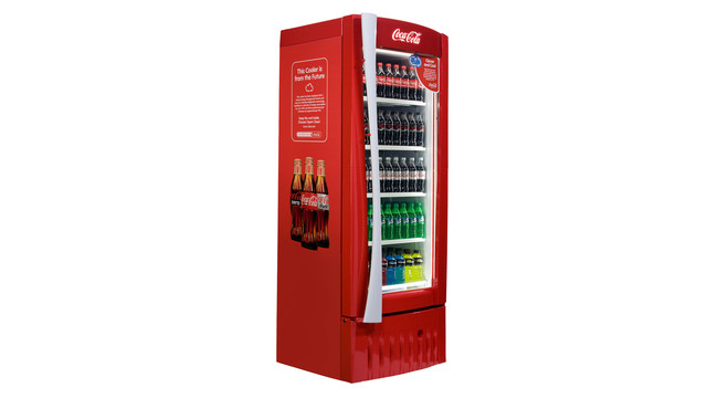 Coca-Cola Installs One Millionth HFC-Free Cooler Globally