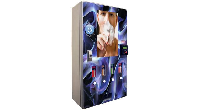 Seaga E-Cigarette Machine
