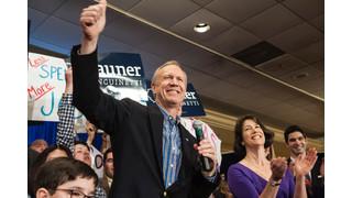 Illinois Gubernatorial Candidate Bruce Rauner Visits Seaga Manufacturing