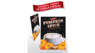 Spice Up Sales With Pumpkin Spice Cappuccino From General Foods International