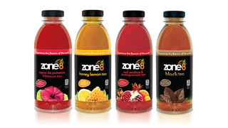 ZONE 8 Beverages Introduces NEW Natural, Organic, Non-GMO, Ready-To-Drink Line Of Tea And Juice Blends