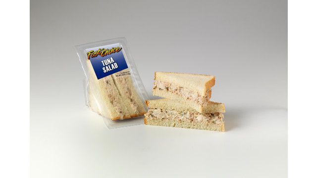 Fast Choice Tuna Salad
