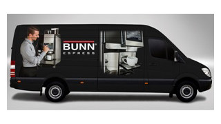 BUNN Mobile Show Room: A Fresh Canvas For Beverage Innovation And Support