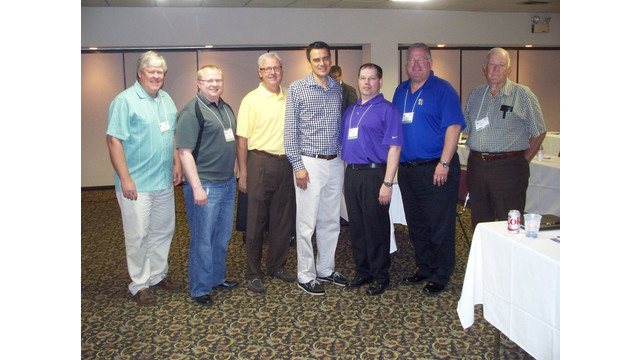 Kansas Congressman Kevin Yoder Meets With Mid-America Vending Association
