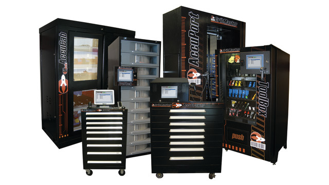CribMaster™ Automates Single Item Dispensing With The Latest Release Of The Auger Vending Kit