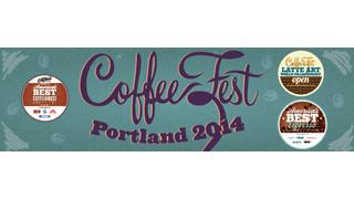 Coffee Fest Portland