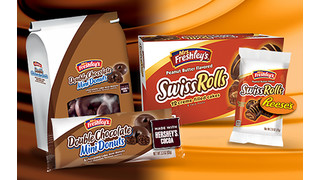 Mrs. Freshley's, Hershey Introduce Two New Items In Vending, Micro Market