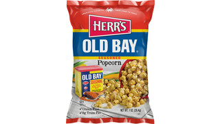 Herr's® Popcorn With Genuine Old Bay®