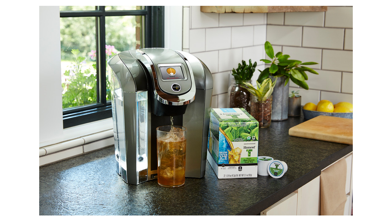 keurig green mountain  inc and the coca cola company expand agreement to the keurig hot brewing Keurig Elite Keurig Elite 40