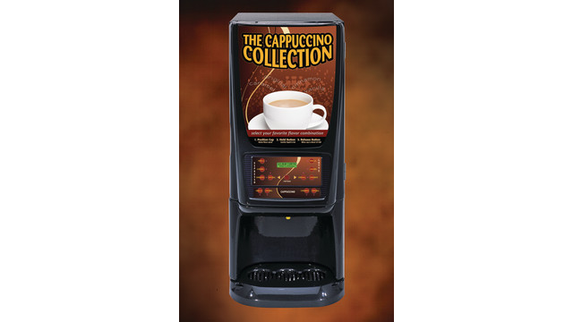Wilbur Curtis Expressions Multi-Flavor Beverage Dispenser